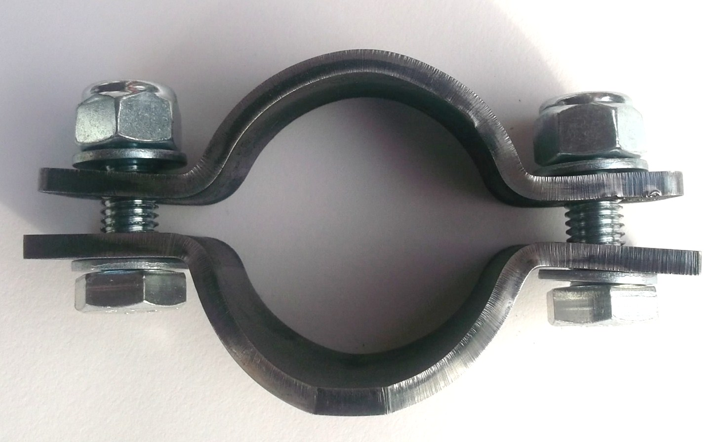 Set Of Six 45mm 1 75 Roll Cage Saddle Clamps 3012 6